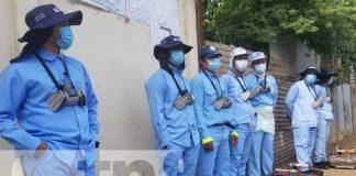 nicaragua, salud, managua, fumigacion, barrios,