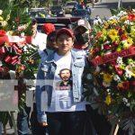 nicaragua, sandino, homenaje, esteli,