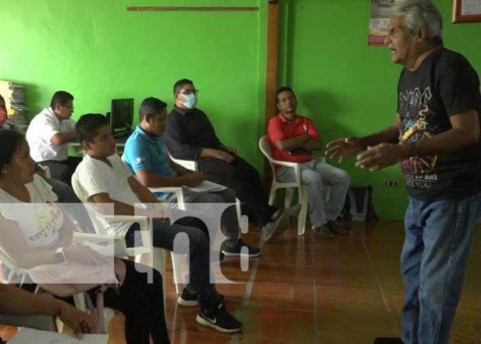 nicaragua, produccion audiovisual, ometepe, taller,