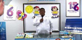 nicaragua, teleclases, educacion, clases,