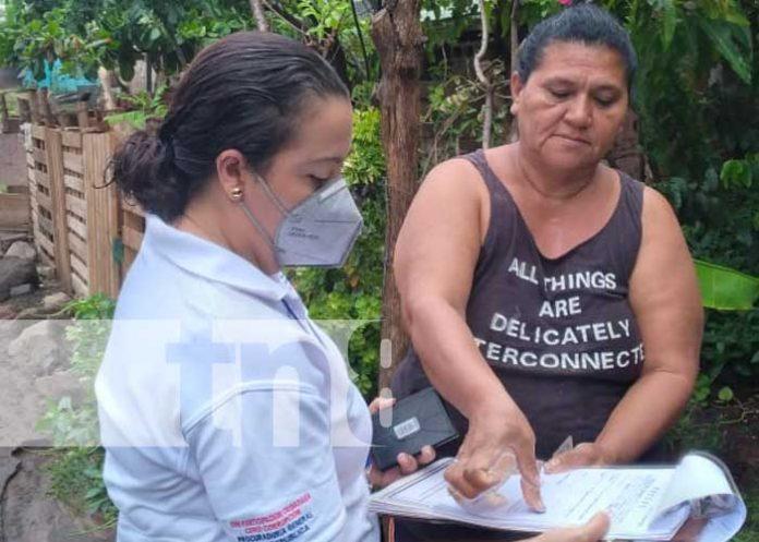 nicaragua, titulo de propiedad, granada, seguridad juridica,