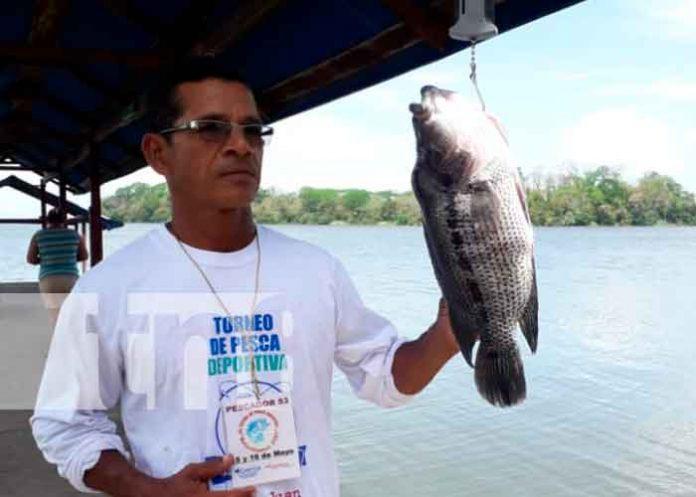 torneo de pesca, intur, solentiname,