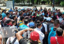 nicaragua, trabajadores, avicola, demanda, tipitapa,
