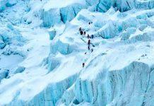 Everest, primeras víctimas, mal tiempo, dos alpinistas,