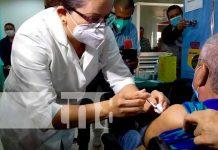 vacunación, covid19, influenza, nicaragua,