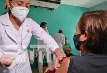 nicaragua, vacunacion, managua, salud,