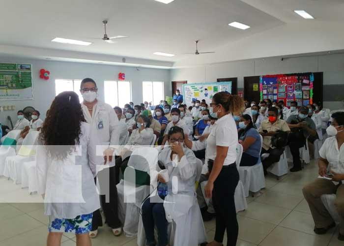 nicaragua, vacuna, covid 19, salud, medicos,