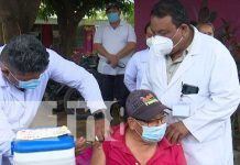 nicaragua, salud, influenza, vacuna, managua,