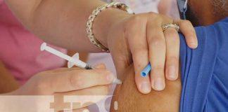 nicaragua, influenza, vacuna, salud, esteli,