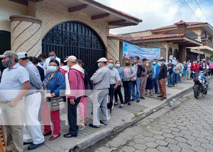 nicaragua, vacunacion, jinotega, salud, covid 19,