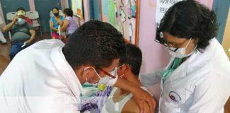 nicaragua, managua, vacuna, covid 19, salud, masachapa,