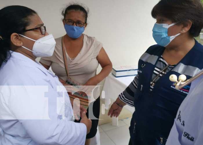 nicaragua, vacunacion, matiguas, salud, covid 19,