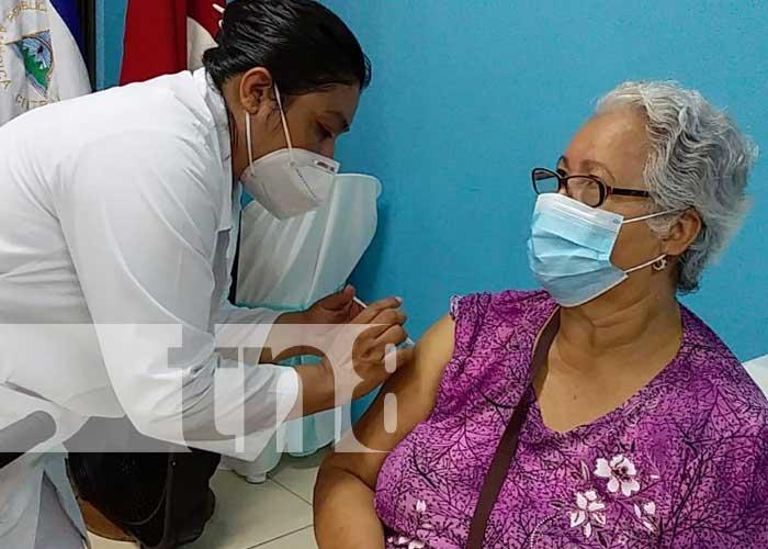nicaragua, salud, vacuna, rivas, covid 19,