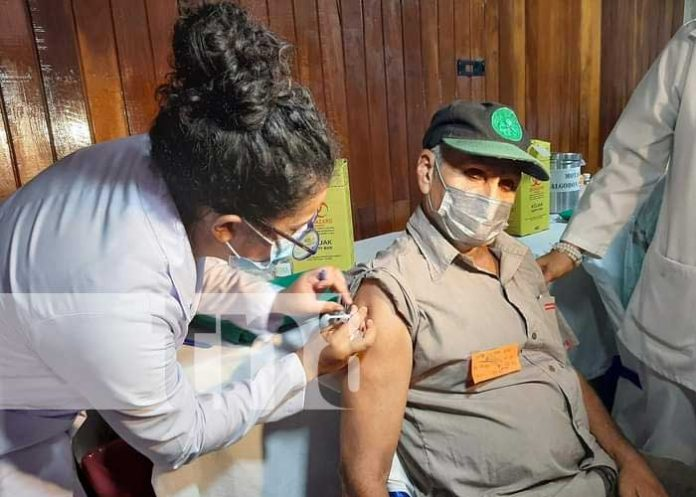 nicaragua, vacuna, sputnik v, rio san juan, salud,