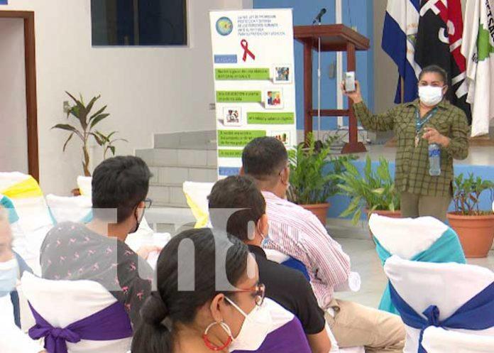 nicaragua, vih, salud, prevencion, derechos,