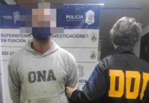 argentina, agresion sexual, arresto, ninos,