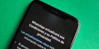 tecnologia, whatsapp, politicas, privacidad, mensajeria,