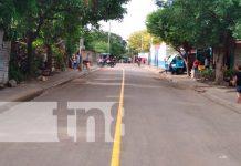 nicaragua, managua, calles para el pueblo,