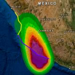 mexico, Tormenta Dolores, depresión tropical,