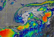 estados unidos, depresion tropical, lluvias, afectacios, estados