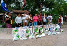 nicaragua, tipitapa, bonos de semillas, herramientas,