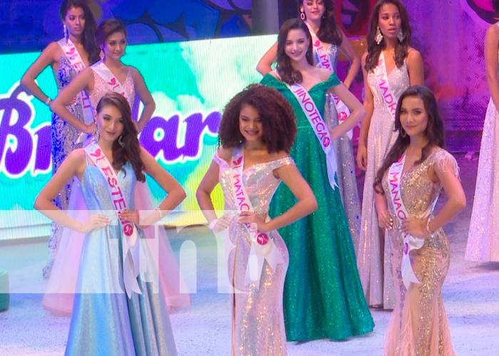 nicaragua, managua, miss teen, certamen,