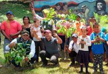 nicaragua, marena, cerro el garrobo, waslala, parque ecologico