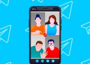 tecnologia, telegram, actualizacion, videollamadas grupales, usuarios