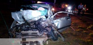 nicaragua, matiguas, accidente de transito, lesionados,