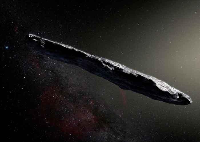 ciencia, origen, asteroide oumuamua, estudio, astronomos
