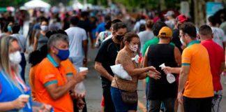 brasil, salud, coronavirus, muertes, nuevos casos