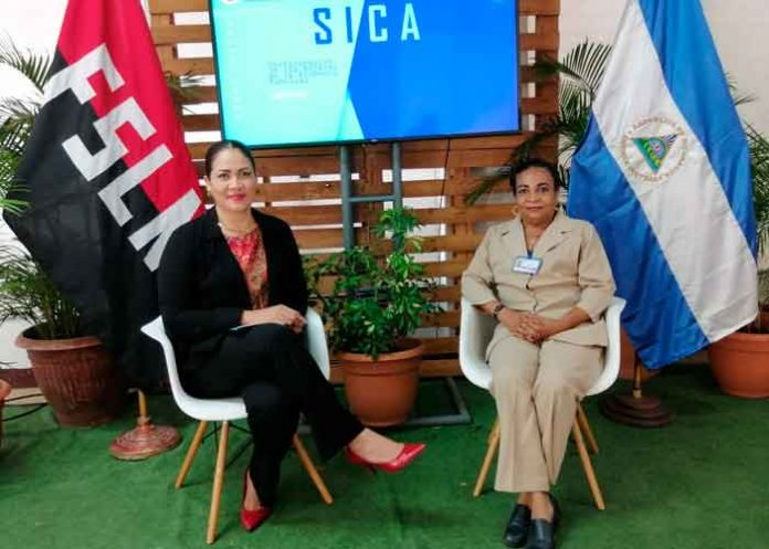 nicaragua, mujeres, protagonismo, economia familiar, conversatorio