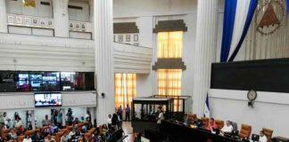 nicaragua, asamblea nacional, condena, injerencia, estados unidos