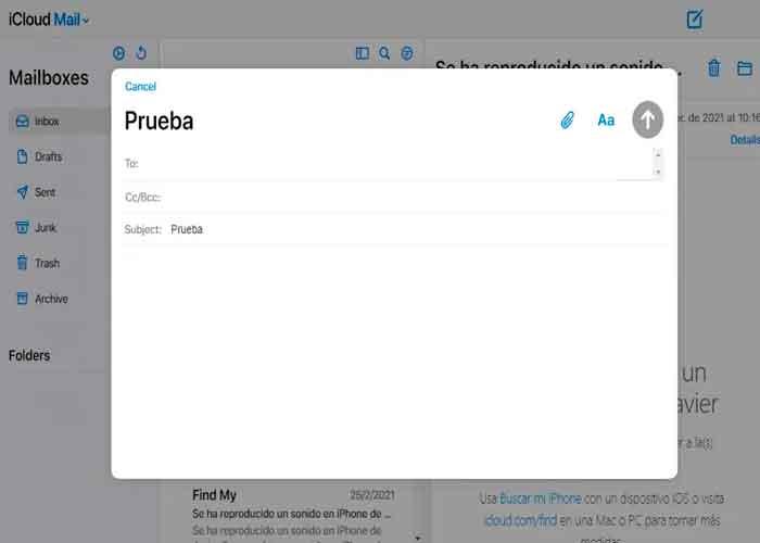 Apple , renueva la versión, iCloud Mail, tecnologia