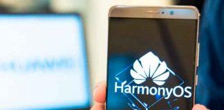 tecnologia, huawei, sistema operativos, harmonyos, telefonos inteligentes