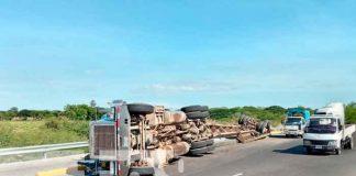 nicaragua, managua, accidente de transito, vuelco,
