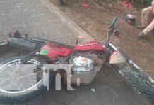 nicaragua, jinotega, accidente de transito, muerto,