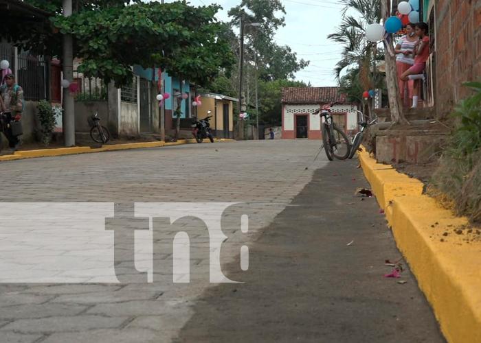nicaragua, león, malpaisillo, obras de progreso,