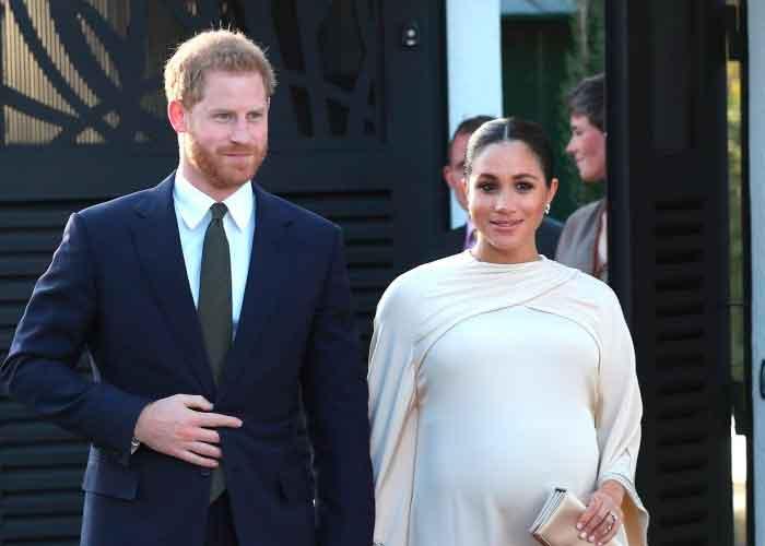 duques de Sussex, Harry y Megan,princesa Diana, nacimiento, segundo hijo,