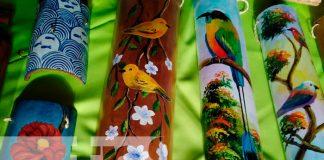 nicaragua, managua, parque de ferias, bambu,