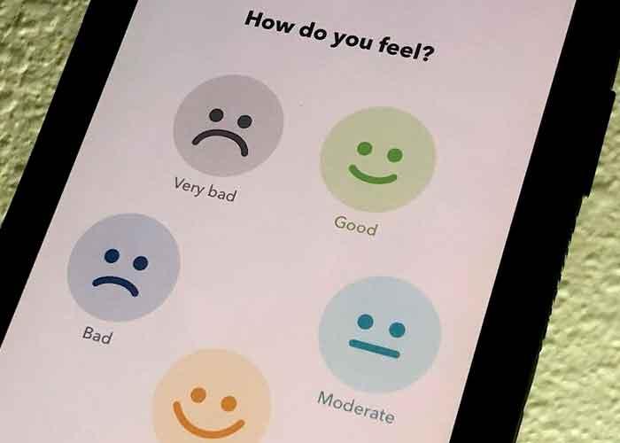 aplicaciones, depresion, ansiedad, salud mental,
