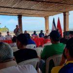 nicaragua, inpesca, plan nacional, presentacion, pescadores