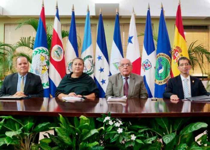 nicaragua, reunion, sica, objetivo, gobierno de españa