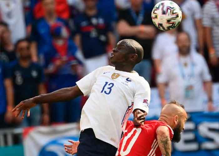 futbol, eurocopa, francia, hungria, empate