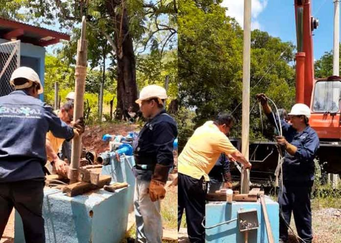 nicaragua, enacal, agua potable, rehabilitacion, leon