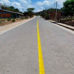 nicaragua, mti, inauguracion, macuelizo, carretera,