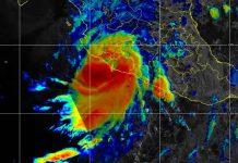 mexico, tormenta tropical dolores, impacto, tierra, seguimiento