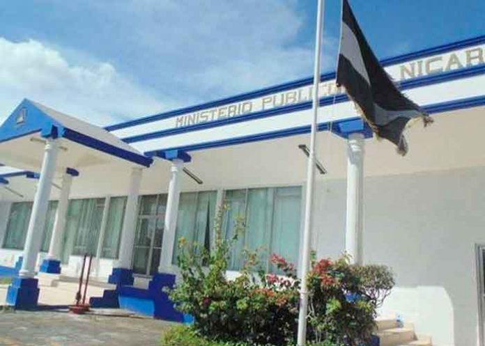 nicaragua, ministerio publico, lavado de dinero, funides, fundación violeta barrios