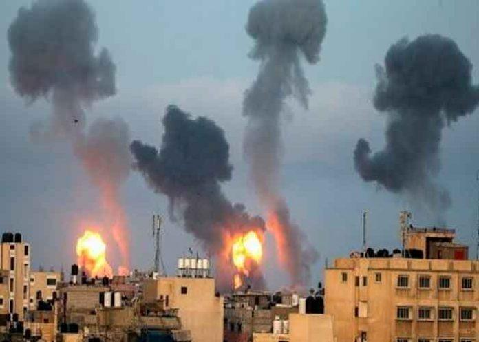 Israel, nuevos ataques, gaza, manifestaciones,