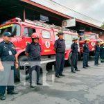 Nicaragua, Bomberos, San Juan del Río Coco, Ministerio de Gobernación,